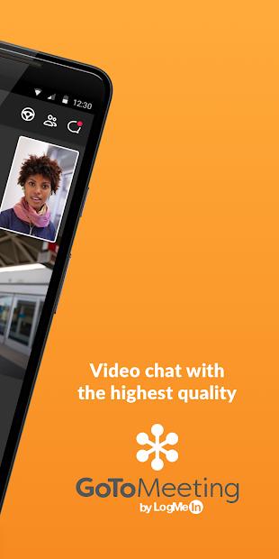 GoToMeeting – Video Conferencing & Online Meetings Screenshot