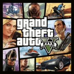 Grand Theft Auto V Logo