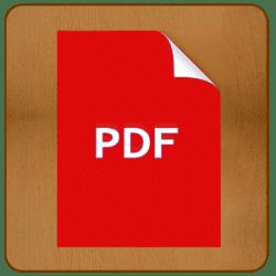 PDF File Reader Logo